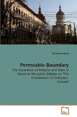 Permeable Boundary - Lukash, Christine