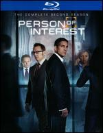 Person of Interest: The Complete Second Season [4 Discs] [Blu-ray]