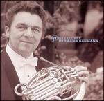 Perspectives - Christian Ockert (double bass); Dietmar Hallmann (viola); Folkwang Horn Ensemble; Gewandhaus Quartet; Hermann Baumann (horn);...