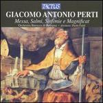 Perti: Messa, Salmi, Sinfonie e Magnificat