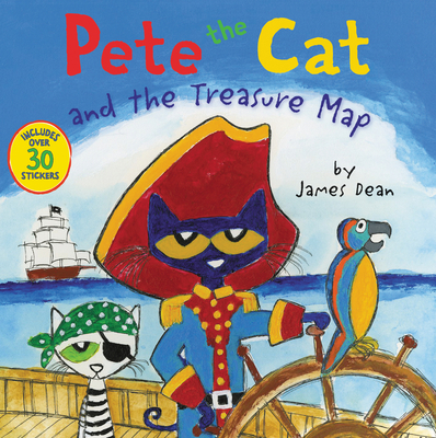 Pete the Cat and the Treasure Map - Dean, James, and Dean, Kimberly