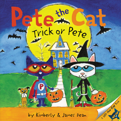 Pete the Cat: Trick or Pete - Dean, James