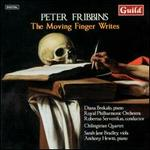 Peter Fribbins: The Moving Finger Writes