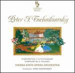 "Peter I. Tschaikowsky: Symphony No. 2 ""Little Russian""; Symphony No. 3 ""Polnish"""