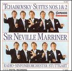 Peter Ilyich Tchaikovsky: Suites Nos. 1 & 2