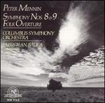 Peter Mennin: Symphony Nos. 8 & 9; Folk Overture