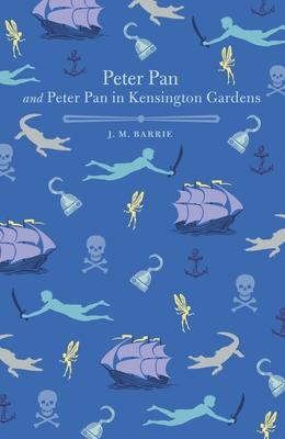 Peter Pan and Peter Pan in Kensington Gardens - Barrie, James Matthew