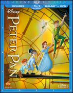 Peter Pan [Diamond Edition] [2 Discs] [Blu-ray/DVD] - Clyde Geronimi; Hamilton Luske; Wilfred Jackson