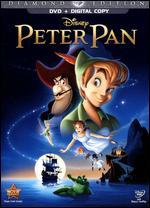 Peter Pan [Diamond Edition] [2 Discs] - Clyde Geronimi; Hamilton Luske; Wilfred Jackson