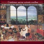 Peter Philips: Cantiones sacrae octonis vocibus