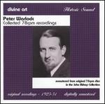 Peter Warlock: Collected 78rpm Recordings
