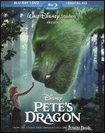 Pete's Dragon [Includes Digital Copy] [Blu-ray/DVD]