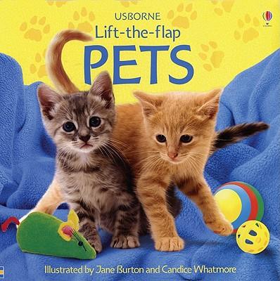 Pets Lift-The-Flap - Khan, Sarah