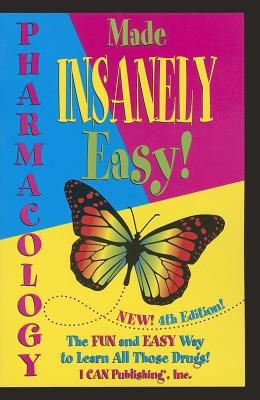 Pharmacology Made Insanely Easy - Manning, Loretta