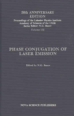 Phase Conjugation of Laser Emission - Basov, N G