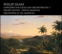 Philip Glass: Concerto for Cello and Orchestra No. 1 - Wendy Sutter (cello); Orchestra of the Americas; Dante Anzolini (conductor)