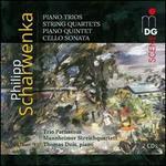 Philipp Scharwenka: Piano Trios; String Quartets; Piano Quintet; Cello Sonata