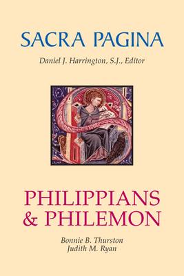 Philippians and Philemon - Thurston, Bonnie Beattie