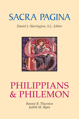 Philippians and Philemon - Thurston, Bonnie Beattie, and Ryan, Judith