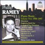 Phillip Ramey: Piano Music, Vol. 2: 1966-2007 - Mirian Conti (piano)