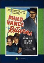 Philo Vance Returns - William Beaudine