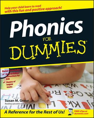 Phonics for Dummies - Greve, Susan M