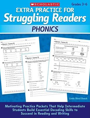 Phonics, Grades 3-6 - Beech, Linda