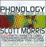 Phonology: The Music of Erik Satie