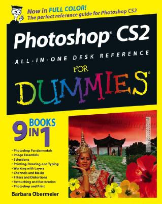 Photoshop CS2 All-In-One Desk Reference for Dummies - Obermeier, Barbara