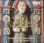 Pi� Cantiones Early Finnish Vocal Music