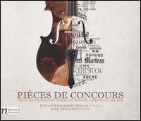 Pièces de Concours - Élise Desjardins (piano); Jutta Puchhammer-Sedillot (alto); Jutta Puchhammer-Sedillot (viola)