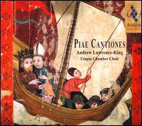 Piae Cantiones - Aino Kilpiö (soprano); Andrew Lawrence-King (harp); Anna Raiko (alto); Antti Kataja (tenor); Ilkka Heinonen (bowed lyre);...
