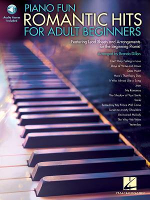 Piano Fun - Romantic Hits for Adult Beginners - Dillon, Brenda