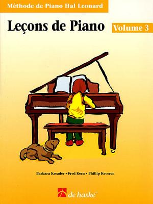 Piano Lessons Book 3 - French Edition: Hal Leonard Student Piano Library - Kern, Fred, and Kreader, Barbara, and Keveren, Phillip