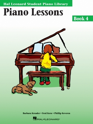 Piano Lessons, Book 4 - Kreader, Barbara, and Kern, Fred, and Keveren, Phillip