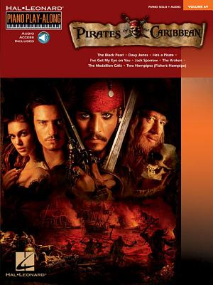 Piano Play-Along: Volume 69: Pirates of the Caribbean -