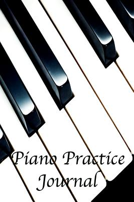 Piano Practice Journal - Clavier, James