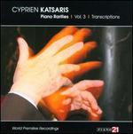 Piano Rarities, Vol.3: Transcriptions