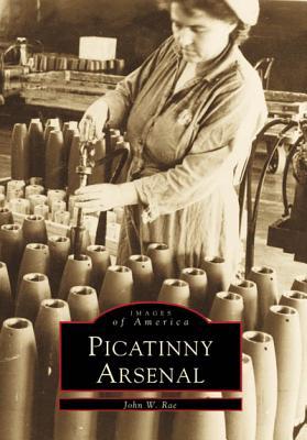 Picatinny Arsenal - Rae, John W