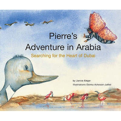 Pierre's Adventure in Arabia - Edgar, Janice