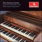 Pietro Domenico Paradisi: Sonate di Gravicembalo (1754)