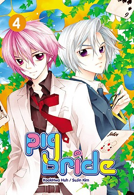 Pig Bride, Volume 4 - Huh, Kookhwa (Creator), and Kim, SuJin (Creator)