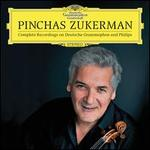 Pinchas Zukerman: Complete Recordings on Deutsche Grammophon and Philips