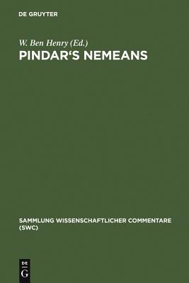 Pindar's Nemeans - Henry, W Ben (Editor)