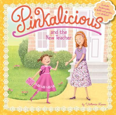 Pinkalicious and the New Teacher - Kann, Victoria (Illustrator)