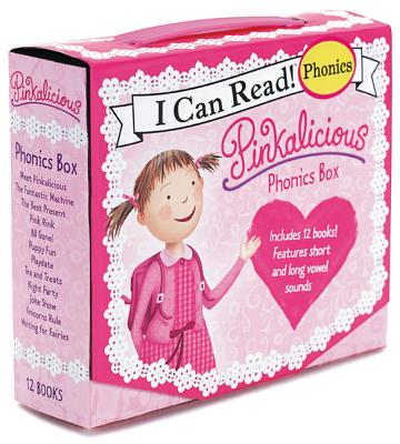 Pinkalicious Phonics Box Set -