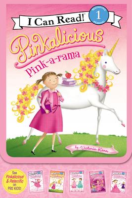 Pinkalicious: Pink-A-Rama -