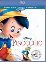 Pinocchio [Includes Digital Copy] [Blu-ray/DVD] [2 Discs]