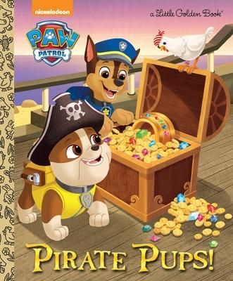 Pirate Pups! - Golden Books
