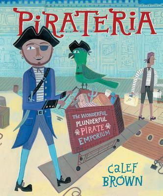 Pirateria: The Wonderful Plunderful Pirate Emporium -